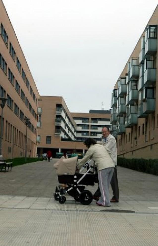 Pamplona y su comarca cuentan con 15.304 viviendas desocupadas