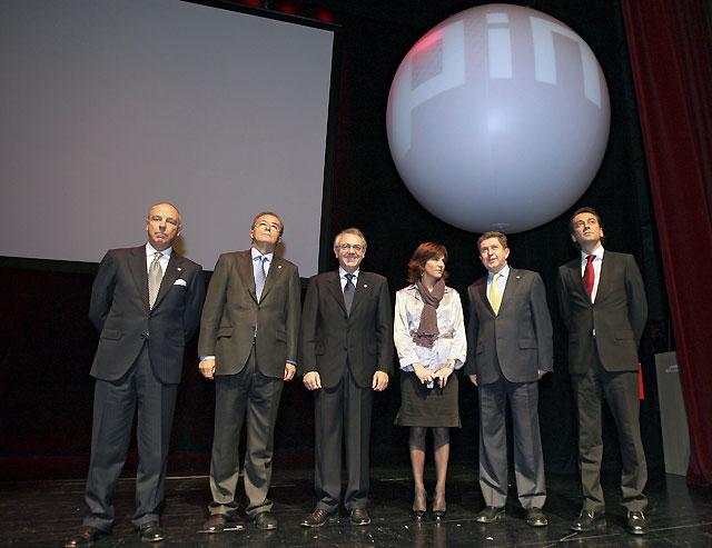 Miguel Sanz asegura que el Plan Internacional de Navarra garantizará el bienestar de la comunidad