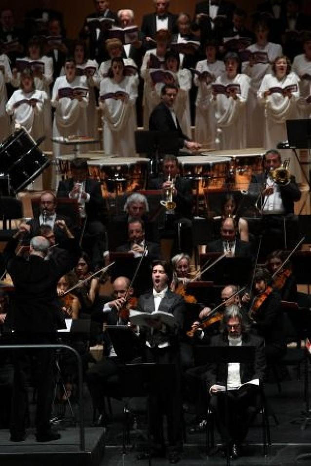 Cuatro italianos y un tenor
