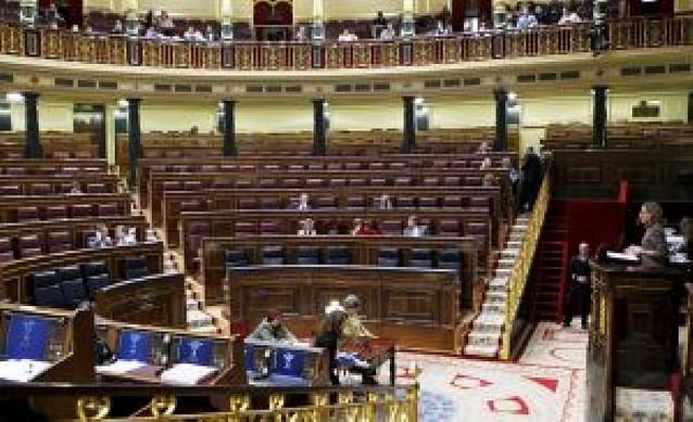 De nuevo el vacío en otro debate de los Presupuestos: sólo 70 de 350 diputados