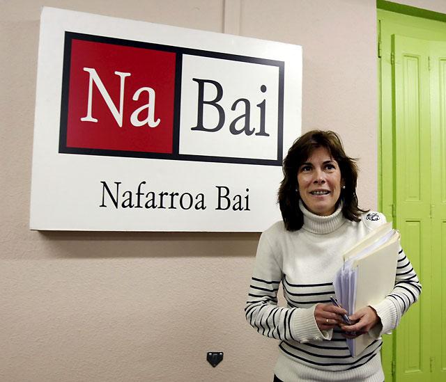 """Barkos critica a UPN por ser """"responsable"""" de que """"el nombre de Navarra haya supuesto la nota de sainete"""" en el Congreso"""