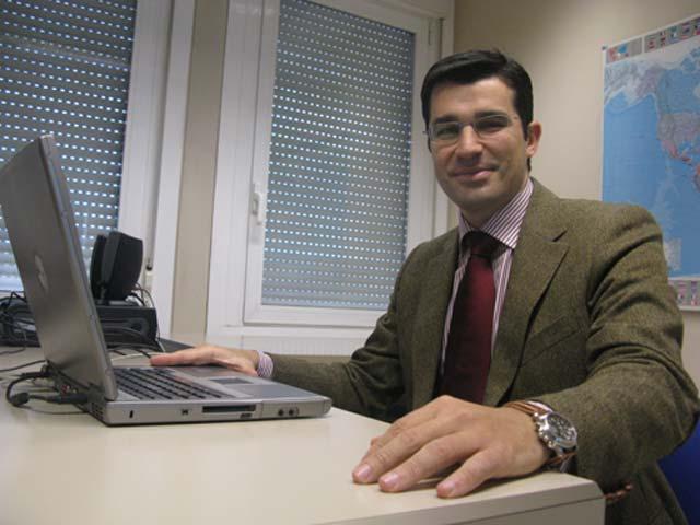 Jordi Rodríguez: «El fin de la recesión económica no está sólo en las manos de Obama»