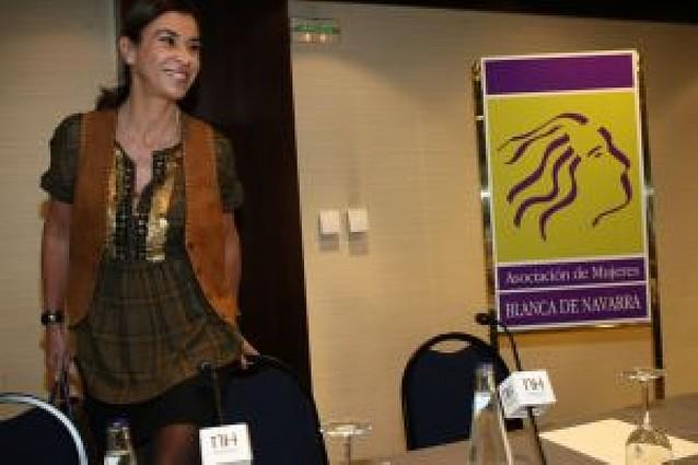 """Posadas afirma que """"una nueva generación de mujeres ejerce ya el poder de forma femenina"""""""