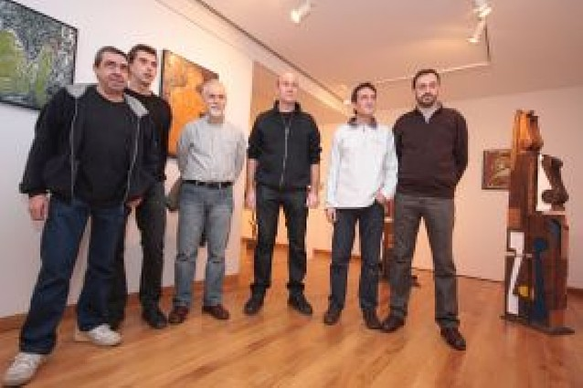 Patxi Buldain, factoría de artistas libres