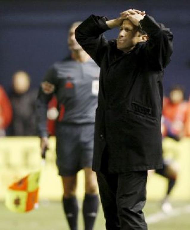 """Muñoz: """"Nos ganó con una agresividad tremenda"""""""