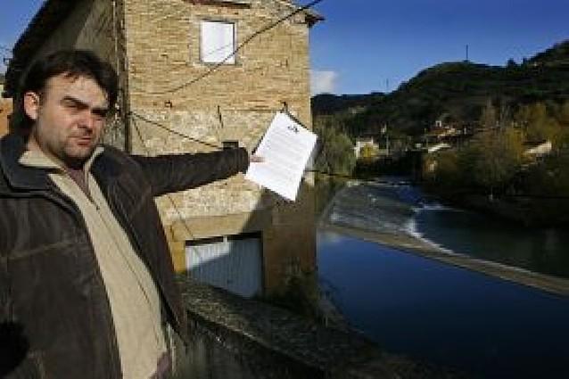 CUE propone llevar el museo etnológico a la orilla izquierda del Ega en la zona de Ordoiz