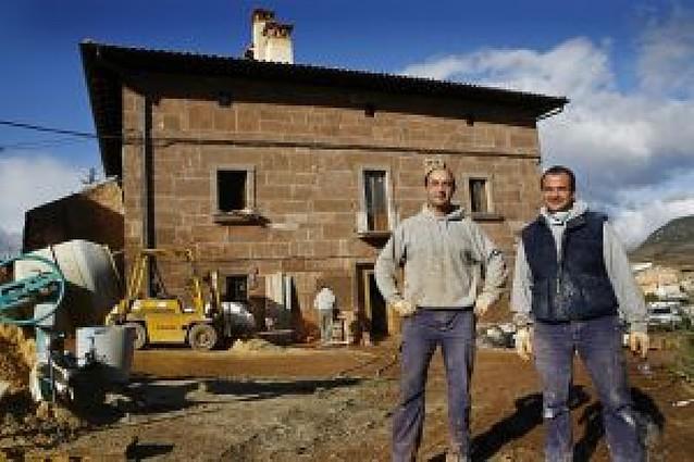 Una casa palaciega de Sorlada será hostal rural