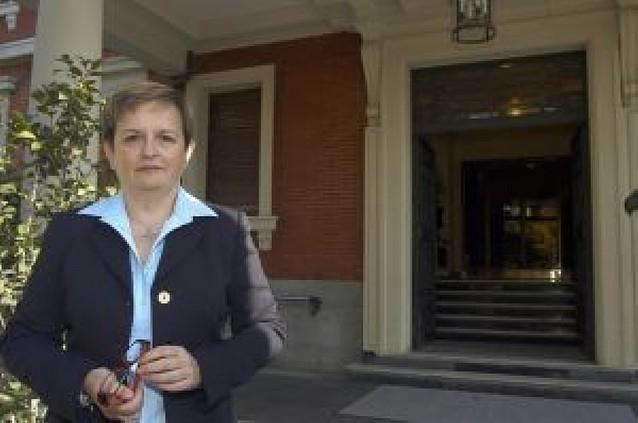 Mª Teresa Fortún será la nueva presidenta del Colegio de Médicos