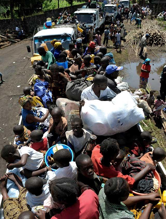 Varios testigos relatan las atrocidades cometidas por los rebeldes en la República Democrática del Congo