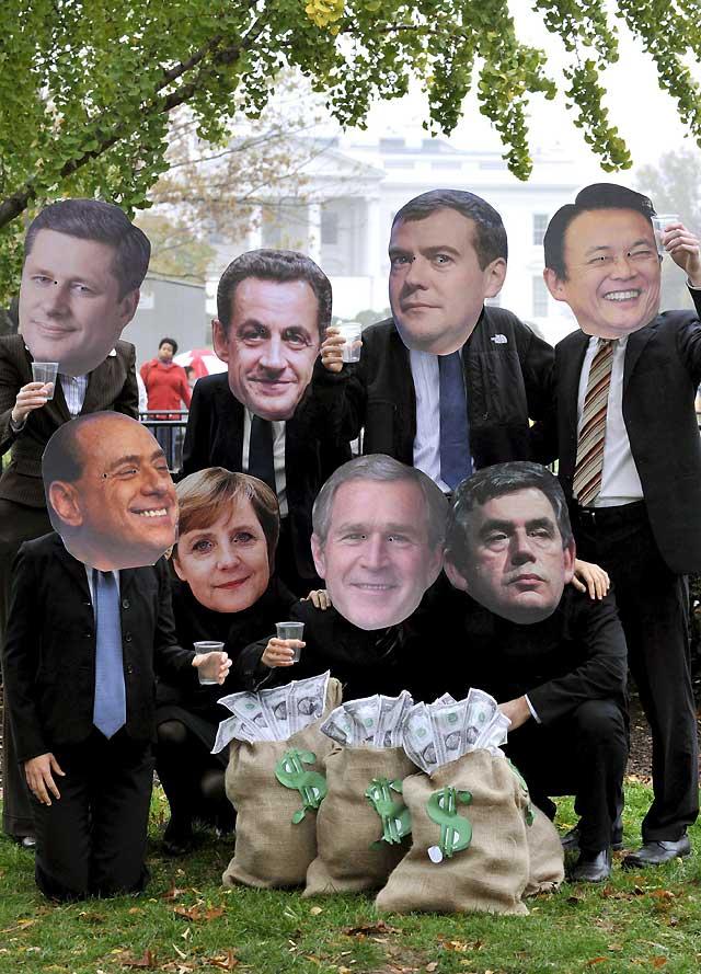 El G20 se reúne en medio de más noticias negativas sobre la economía