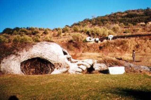 El cuerpo hallado en junio en el Ega es del autor del Parque de los Desvelados