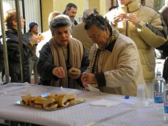 Fiesta de la verdura en Azagra