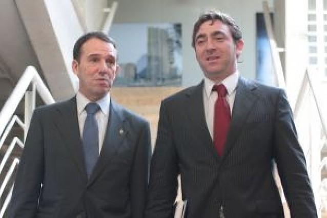 """Lafuente prevé """"graves problemas financieros"""" en la UPNA con el recorte"""