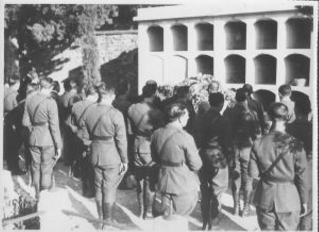 Garzón pide el certificado de que Mola estuvo enterrado en Berichitos