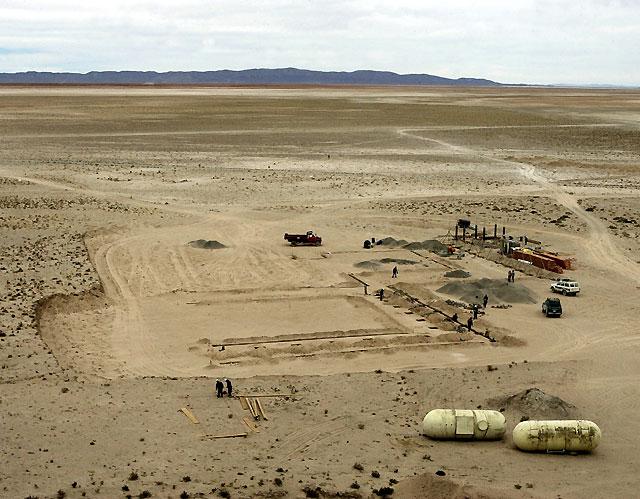 Uyuni, el mayor desierto de sal y ¿la batería del mundo?