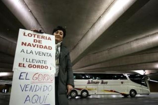 "El ""gordo"" deja 4,2 millones en Pamplona"