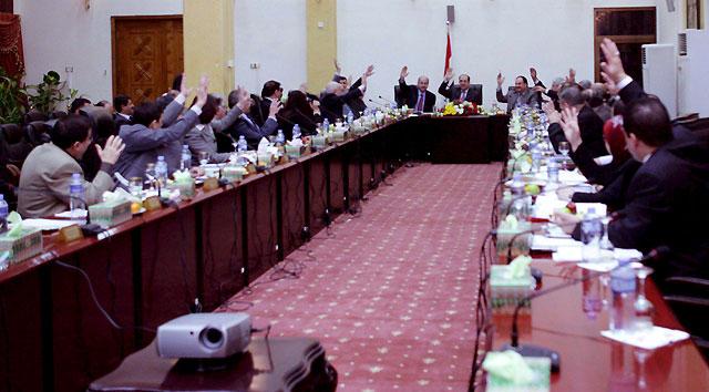 El Gobierno iraquí aprueba el plan de seguridad que prevé la retirada de las tropas de EEUU antes de 2012