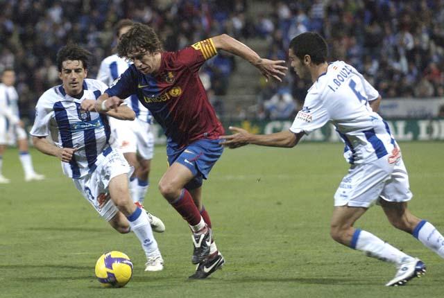 El Málaga consigue salvar un punto en el último minuto