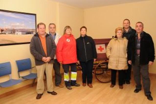 Los voluntarios de Cruz Roja en Tafalla estrenan sede reformada