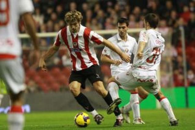 Nueve navarros en los onces titulares del Athletic y de Osasuna