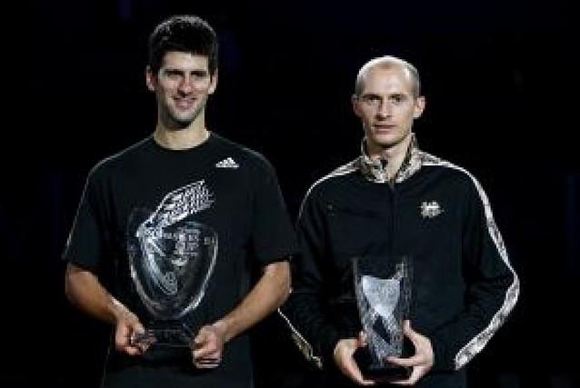 Djokovic, nuevo Gran Maestro