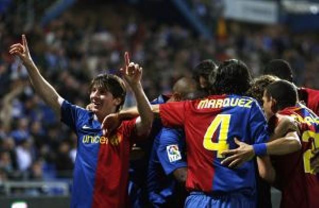 La máquina imparable del Barça