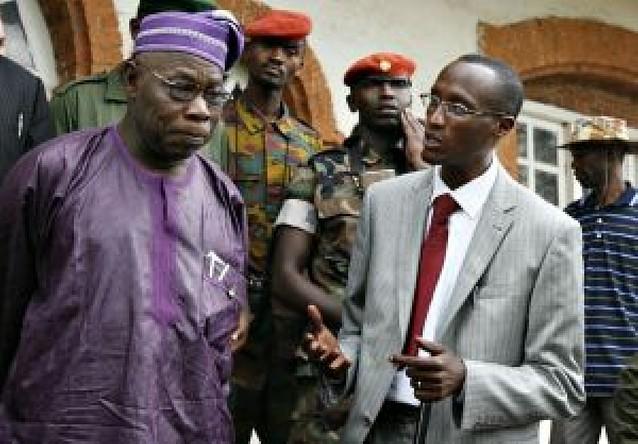 El líder rebelde del Congo asume el proceso de paz de la ONU