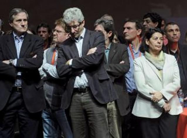 IU concluye su IX Asamblea Federal dividida y sin líder que releve a Llamazares