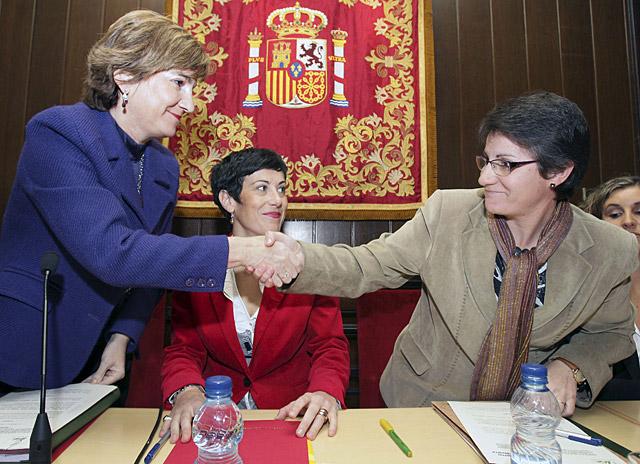 Navarra se compromete fomentar las buenas prácticas ambientales y la conservación