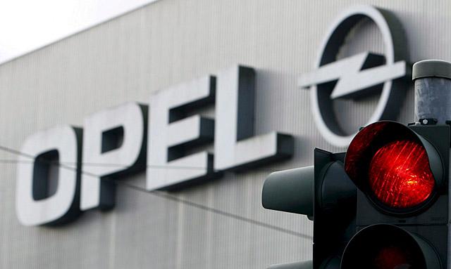 Alemania busca fórmulas para ayudar a Opel a salir de la crisis