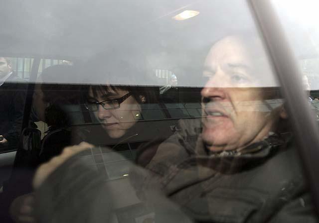 De Juana Chaos queda en libertad bajo fianza de 5.000 libras