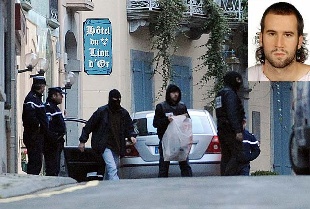 Detenido en Francia 'Txeroki', el jefe de los 'comandos' de ETA