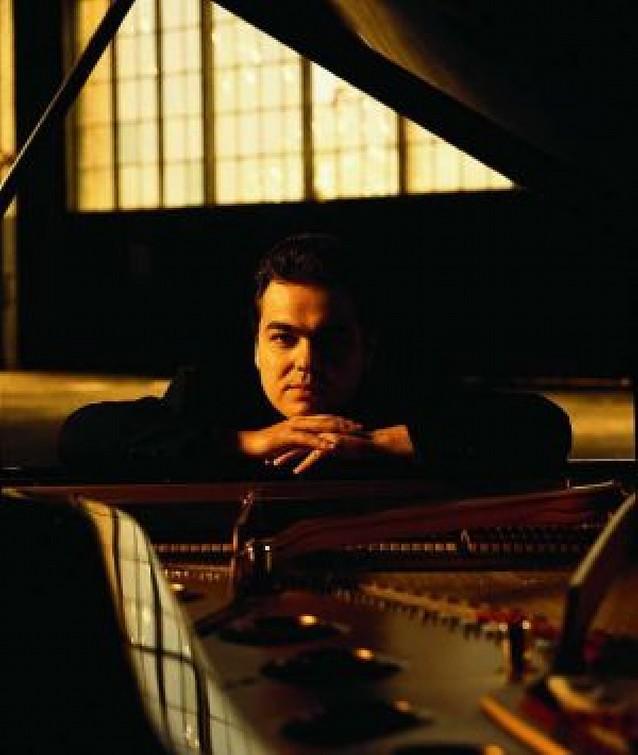 El pianista Arcadi Volodos, esta tarde en la Filarmónica