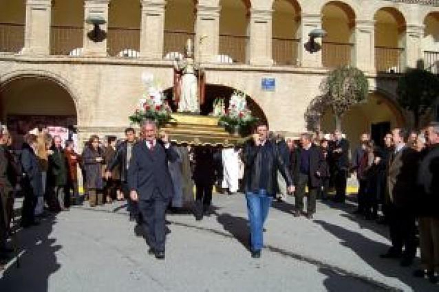 Azagra festejó a su patrón San Gregorio