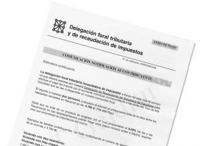 Hacienda estudia medidas contra los autores de la carta falsa en su nombre