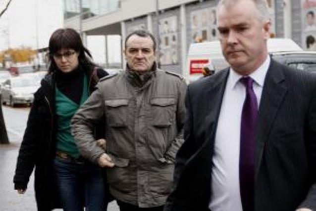 De Juana Chaos, detenido y puesto en libertad bajo fianza en Belfast