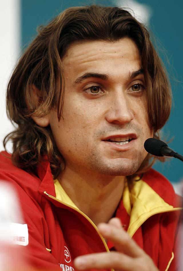 """David Ferrer: """"Estoy muy motivado y con ganas de hacerlo bien"""""""