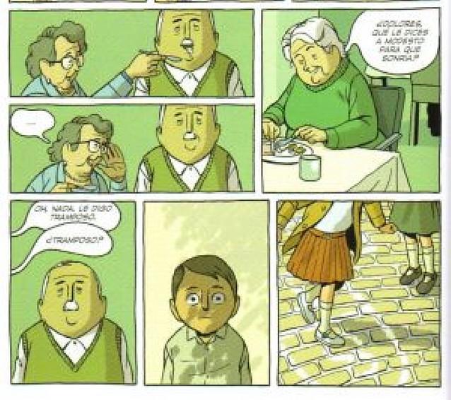 Una historia en un asilo gana el Premio Nacional del Cómic