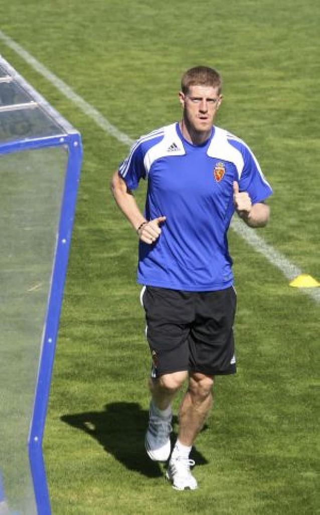 """Sergio: """"Quiero jugar en Osasuna"""""""