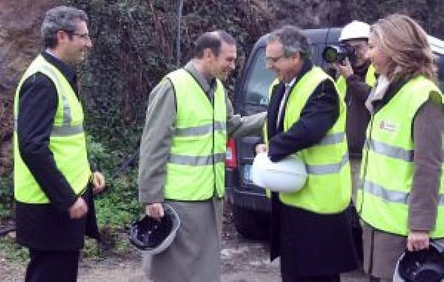 Sanz e Ibarretxe se emplazan a abrir vías de colaboración en nuevos proyectos