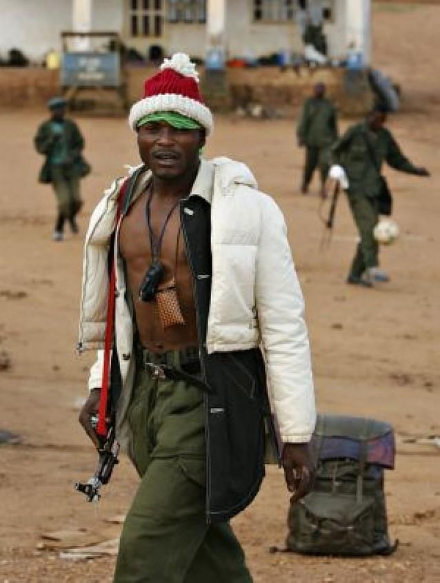 Los rebeldes del Congo se retiran de dos frentes