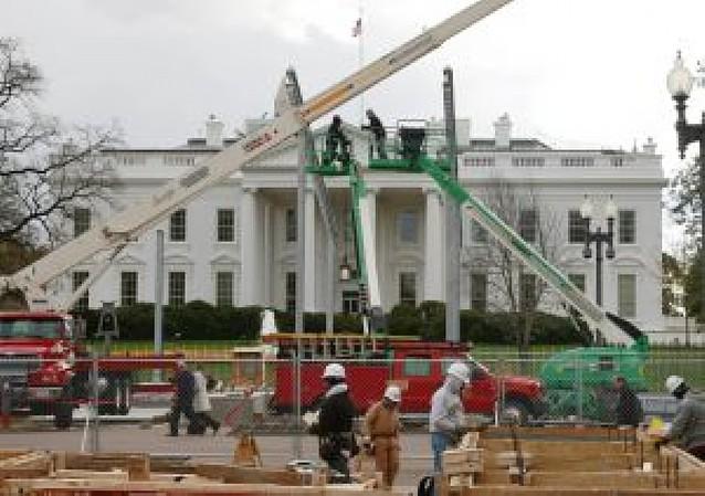 """La """"Obamamanía"""" llena Washington"""