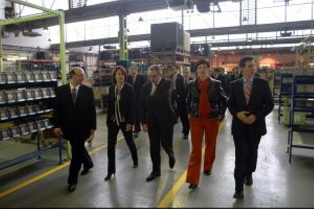 Asientos Esteban prevé invertir 3 millones en dos plantas en China