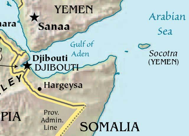 Los piratas somalís multiplican los secuestros y los incidentes en el Golfo de Adén