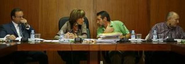 Un decreto de alcaldía releva al secretario de Estella de la función de gerente de personal