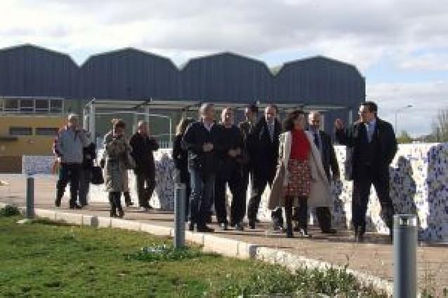 La villa invertirá 812.000 euros en ampliar sus instalaciones deportivas