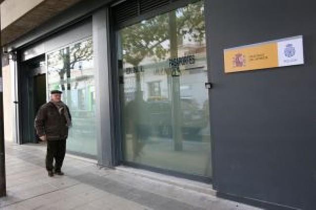 La oficina del DNI electrónico de Tudela expedirá 15.000 documentos anuales