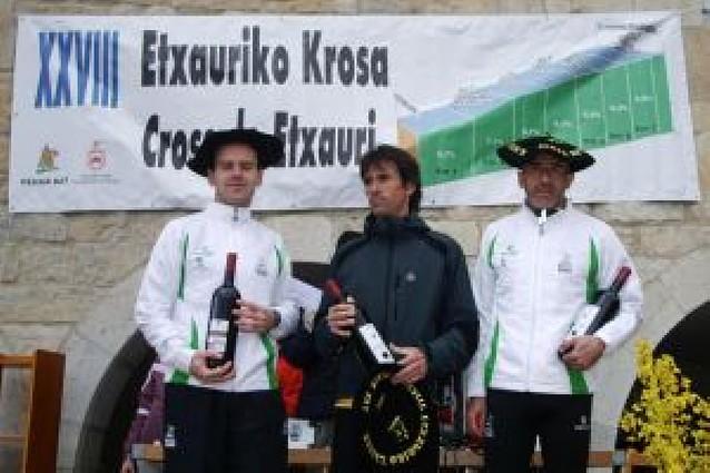 Berriozar premia el viernes a sus deportistas destacados del año
