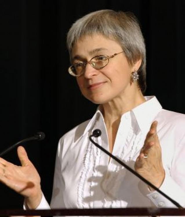 El crimen de Politkovskaya, juzgado sin público