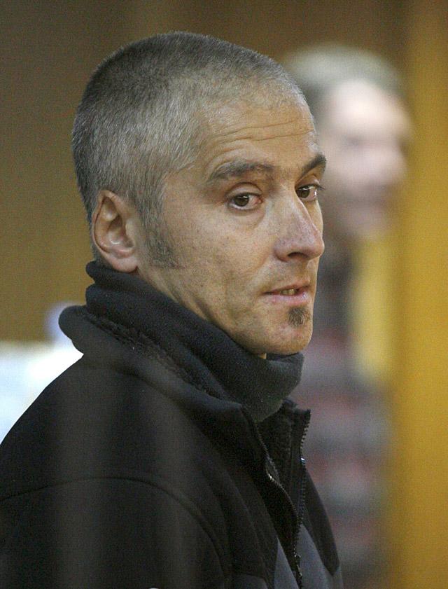 """Txapote desprecia al tribunal, al que llama """"fascista"""", en su noveno juicio"""